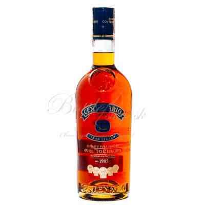Tmavý rum Ron Centenario Gran Legado 12 ročný - bottleshop.sk | bottleroom