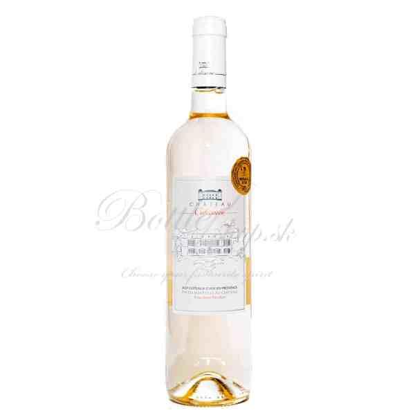 Chateau Calissanne Cotes de Provence Blanc 0,75l
