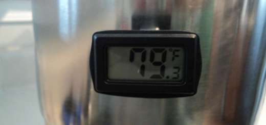Brew Bucket Thermometer