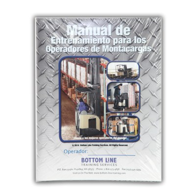 Operator Manuals - Bottom Line Training Services | Forklift