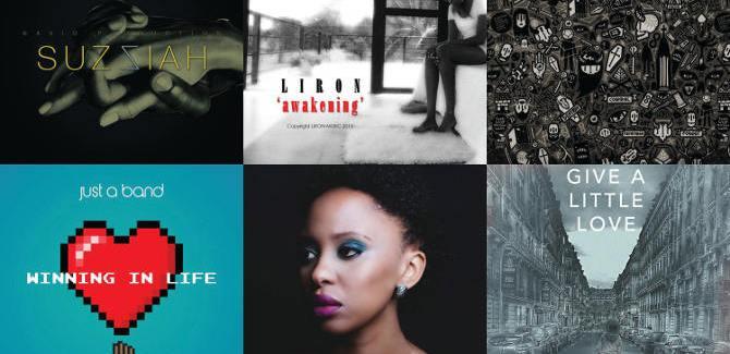 New Music: Just A Band, Kaz, Liron, Silas Miami, Mankind + Suzziah