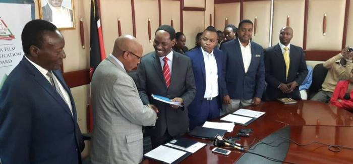 Kenya Film Classification Board (KFCB) Signs MOU with South African Film Regulator: The Need for Caution