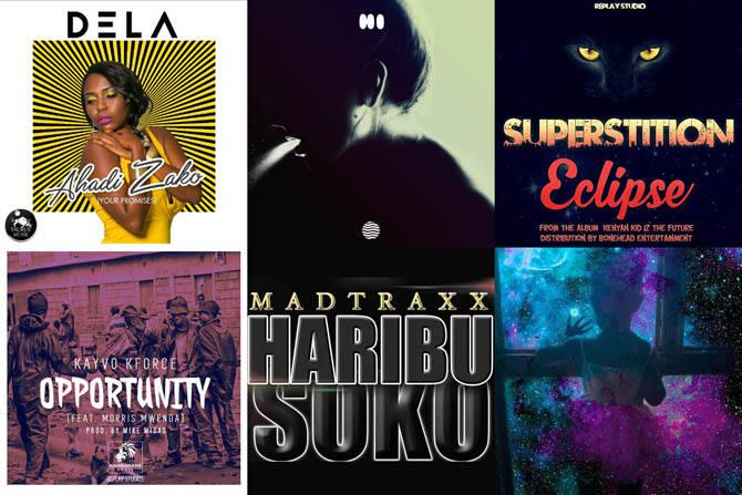 New Music: Eclipse, Sage, Madtraxx, Dela