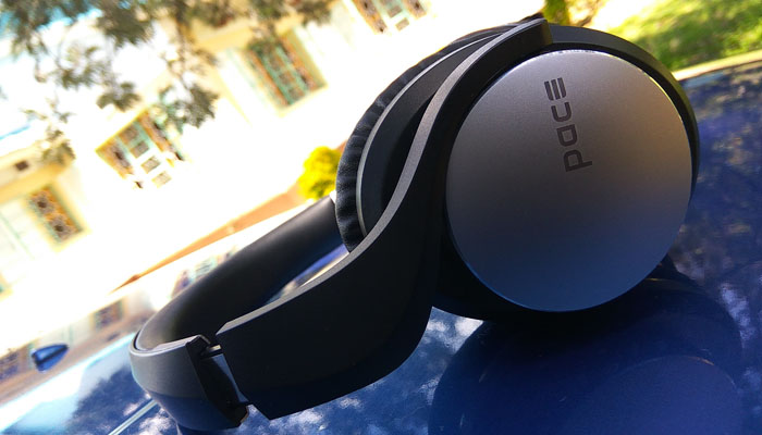 Pace Focus Headphones