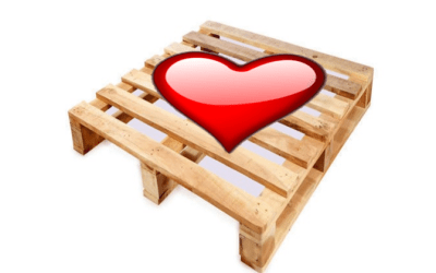Your pallet is at the heart of our business