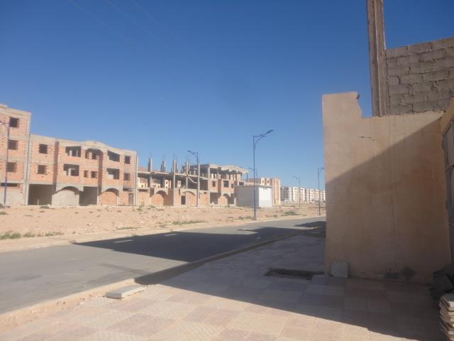 دعوة الى حملة تنظيف وغرس  (حي 100 مسكن التساهمي و 80 مسكن )