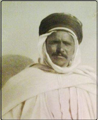 علي بن عمر بن شنوف.