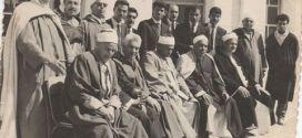 أعضاء هيئة التدريس بالمعهد الإسلامي ببوسعادة سنة 1965/1966.