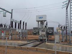 محطة توليد الطاقات المتجددة بسعة 20 MW ببلدية عين الملح ولاية المسيلة  صور