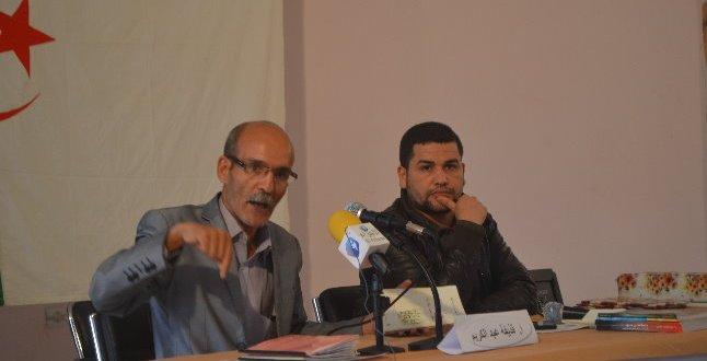 مساهمة أبناء جبل أمساعد في الثورة التحريرية من خلال مذكرات المجاهدين