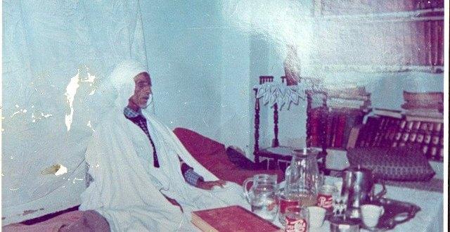 الشّيخ إبراهيم مرخوف من علماء بوسعادة في القرن العشرين