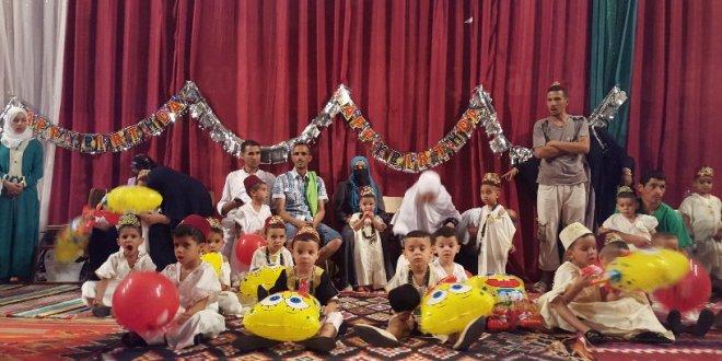 جمعية رانا هنا الجزاير في حفل ساهر بقاعة الحفلات بلدية بوسعادة