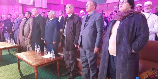 تتويج فرقة ألاكرام من بوسعادة بمسابقة المهرجان الثقافي المحلي للانشاد في طبعته السابعة