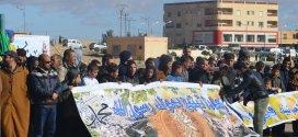 بوسعادة تحتفل بولادة النبي في مهرجانها الثالث الكبير بالتيرة الخضراء