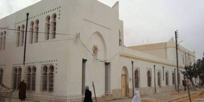 المدرسة الابتدائية سيدي ثامر ببوسعادة تاريخ حافر