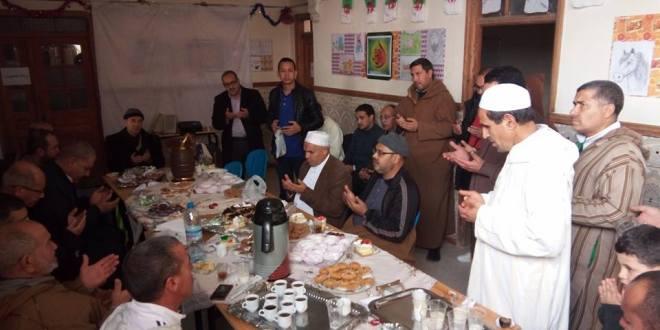 جمعية الارشاد والاصلاح بوسعادة تفتتح مركز الشيخ بن أمهاني عبد الناصر