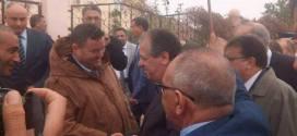 وزير الشباب و الرياضة السيد الهادي ولد علي يزور بوسعادة ويدشن عدة مرافق ويلتقى مسؤولي أمل بوسعادة