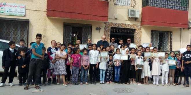 جمعية أحباب مدينة بوسعادة تحتفل بذكري وفاة العلامة عبدالحميد بن باديس