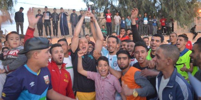 أختتام دورة المرحوم محمد دالي الجوارية في كرة القدم ببوسعادة