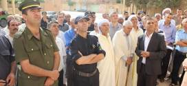 احتفالا بالذكرى 56 لعيدي الاستقلال  والشباب جبل امساعد يحتفل بالمناسبة