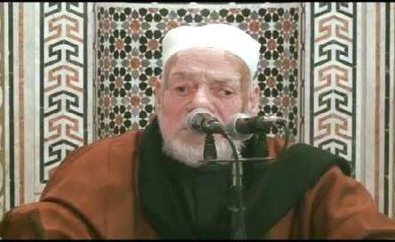الشيخ توفيق سرور .. من أساتذة المعهد الإسلامي... ببوسعادة