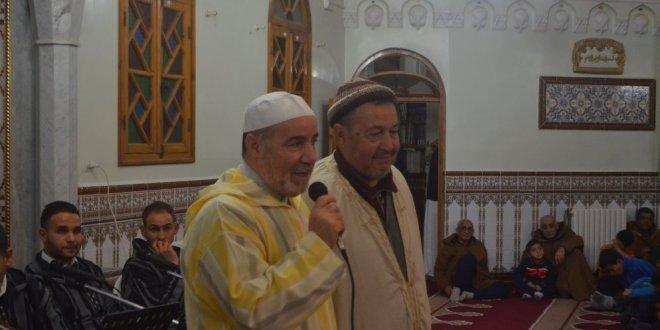 حفل المولد النبوي الشريف بمسجد زيد بن ثابت 2018