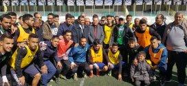 والي ولاية المسيلة يتفقد مشروع ملعب مختار عبد اللطيف ببوسعادة ويطمئن أدارة الفريق