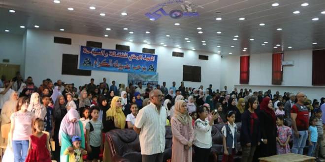 جمعيات محلية تقيم حفل تكريم الفائزين في مسابقة الحساب الذهني (السوروبان )