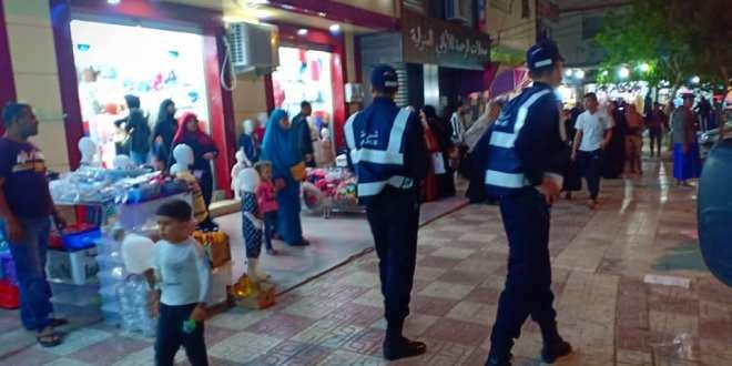 بمناسبة ليالي رمضان .. شرطة المسيلة تؤمن الشوارع والساحات العمومية بعاصمة الولاية