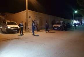 مصالح أمن دائرة جبل امساعد تقوم بعد  نشاطات  جوارية بشعار معا لرمضان بدون حوادث