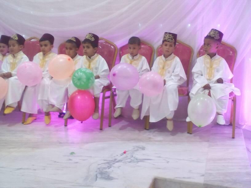 جمعية احباب بوسعادة تقيم الختان الجماعي لفائدة 45 طفل في طبعته الرابعة