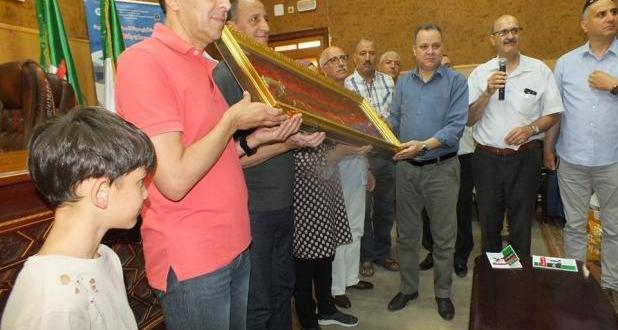 حفلا تكريمي بمناسبة ذكرى مرور 100 عام على مولده و ذكرى استشهاد الرئيس الراحل محمد بوضياف
