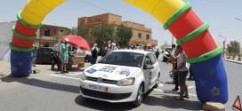 بوسعادة مع اطوار المرحلة الثالثة من الرالي الدولي للسيارات الخاص بالنساء
