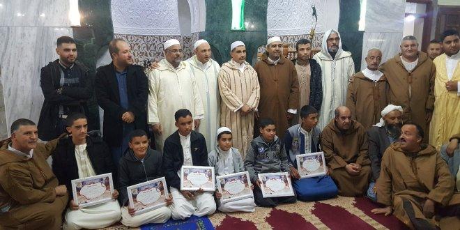 بلدية بوسعادة تحتفل بذكرى المولد النبوي وتكرم حفظة الكريم بمسجد الحسين بن على