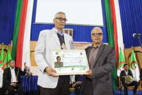 الثقافة بالوادي تحتفي بالفنان والمؤلف الاستاذ عبد الرحمن قماط.