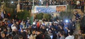 بوسعادة تحتفل بالذكري 65 لانطلاع الثورة التحريرية المباركة . 1954 . 2019 بعدة نشاطات محلية
