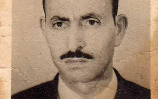 البطل المرحوم بن ضحوة جيلاني احد قادة المنطقة واكثرهم خوضا للمعارك