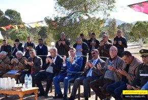 دائرة جبل امساعد تحتفل باليوم الوطني للشهيد بعدة تظاهرات متنوعة