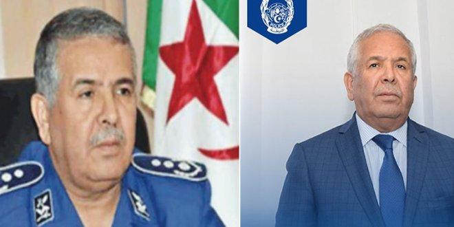 زيارة العمل و التفقد للسيد خليفة أونيسي المدير العام للأمن الوطني