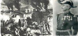 شهادة الرّائد تروميلي حول تحرّك جيشه لإخماد ثورة المقراني بضواحي بوسعادة