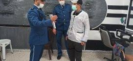 أمن دائرة جبل امساعد في خرجات ميدانية وعمليات تحسيسية