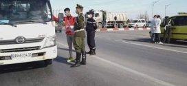 حملة تحسيسية واسعة حول حوادث المرور وكوفيد 19