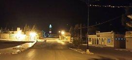 امن دائرة جبل امساعد يتخد الترتيبات الأمنية المناسبة