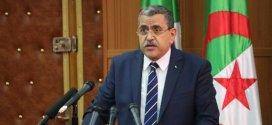 لقاء الوزير الأول السيد عبدالعزيز جراد بمقر جامعة المسيلة
