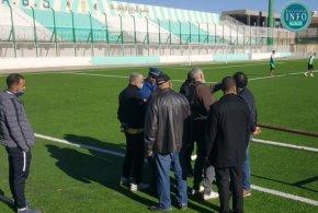 لجنة معاينة الملاعب تزور ملعب مختار عبد اللطيف وتسجل بعض التحفظات