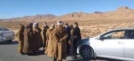 خرجة ميدانية : رئيس دائرة عين الملح بمناطق الظل ببلدية عين فارس:
