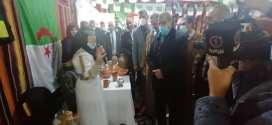 فعاليات إحياء مناسبة يناير ببلدية برهوم بولاية المسيلة
