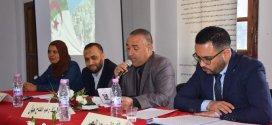 بمناسبة يوم الشهيد ندوة تاريخية نشطها الاستاد النعمي والاستاذ احمد عزوز