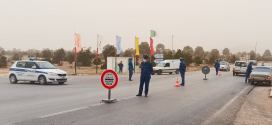 امن  دائرة  جبل امساعد يقوم حملة تحسيسية توعوية لفائدة أصحاب المركبات