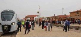 صحافة قريبا خط جديد للسكك الحديدية بين المسيلة و الجزائر حيز الخدمة